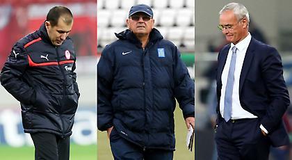 Poll: Ζαρντίμ, Ρανιέρι, Μαρκαριάν: Ποιος είναι ο πιο αδικημένος προπονητής;