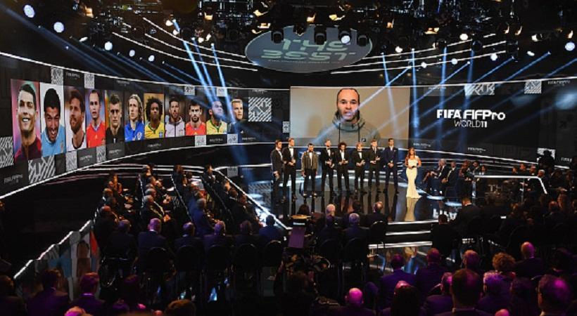 Αυτή είναι η κορυφαία 11άδα του 2016 για τη FIFA