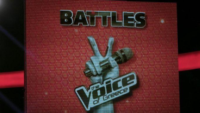 The Voice: Ξεκινάνε τα battles! - Δείτε όλες τις λεπτομέρειες!
