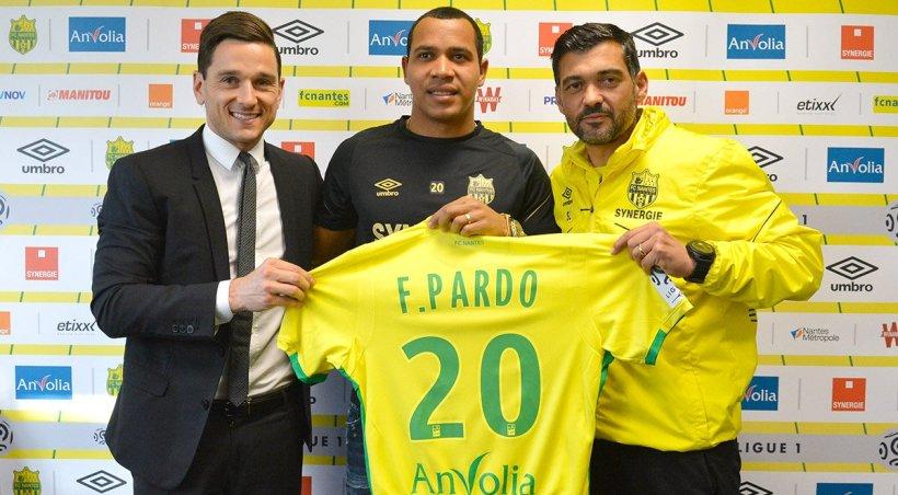 Ανακοινώθηκε η μεταγραφή του Πάρντο