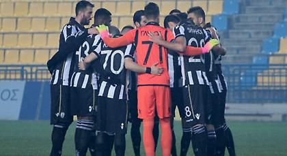 Τα γκολ της νίκης του ΠΑΟΚ στο Αγρίνιο