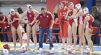 Ξεκίνησαν με φόρα τα κορίτσια του Ολυμπιακού