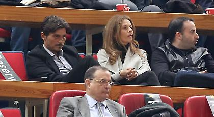 Εκστασιασμένος Γιαννακόπουλος με Ρίβερς: «Να μείνει για πάντα»! (pic)