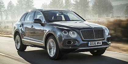 Ιστορικό ρεκόρ πωλήσεων η Bentley