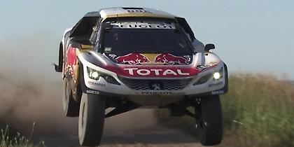 Θρίαμβος της Peugeot στο ράλι Ντακάρ (video)