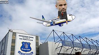 Η Ryanair καλεί τον Γκουαρντιόλα να.. αποδράσει!
