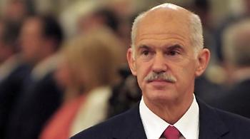 Παπανδρέου: Έπρεπε να είχα επιμείνει περισσότερο στο δημοψήφισμα του 2011