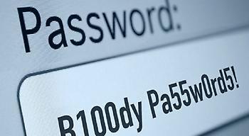 Αν χρησιμοποιείτε κάποιο από αυτά τα passwords, αλλάξτε το αμέσως!