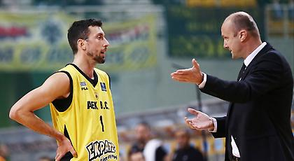Ζντοβτς: «Πιστεύω στους παίκτες μου»