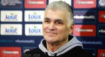 Μαρκόπουλος: «Είμαστε σε καλή κατάσταση, ελπίζω να μας βγει στο γήπεδο»