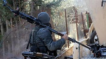 Νεκροί ένας στρατηγός και οκτώ στρατιώτες στη Δαμασκό