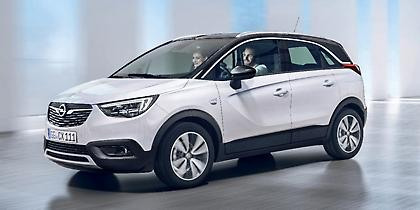 Ιδού το νέο Opel Crossland X (video)