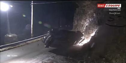 Το ατύχημα του Παντόν που στοίχισε τη ζωή θεατή στο ράλι Μόντε Κάρλο (video)