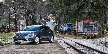 Νέο Renault Megane από 17.150 ευρώ
