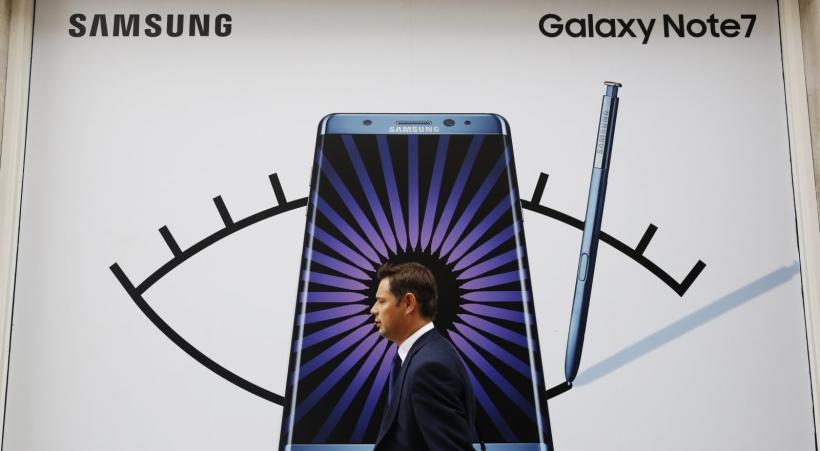 H Samsung δεν παρατάει τη σειρά Note!