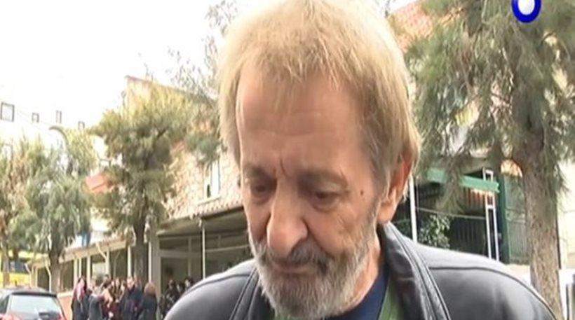 Συντετριμμένος ο Γιώργος Γεωργίου (video)