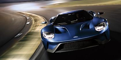 Ford GT – το ταχύτερο μοντέλο παραγωγής στην ιστορία της Ford
