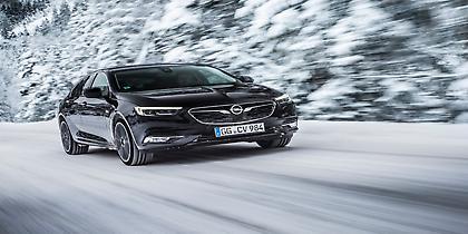 Τετρακίνηση με τεχνολογία 'Torque Vectoring' για το νέο Opel Insignia