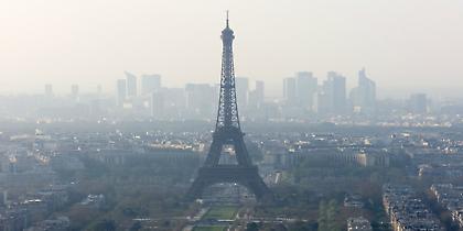 Εκτός Παρισιού τα οχήματα που κατασκευάστηκαν πριν από το 2000