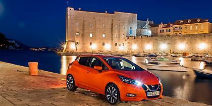 Ολοκαίνουργιο Nissan Micra με ευρωπαϊκό ταπεραμέντο