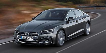 Ηρθαν τα νέα Audi A5 Coupe και Sportback