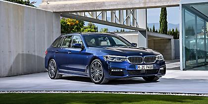 Η νέα BMW Σειρά 5 Touring