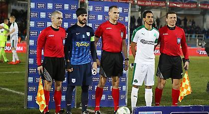 Μια συνηθισμένη μέρα ελληνικού ποδοσφαίρου