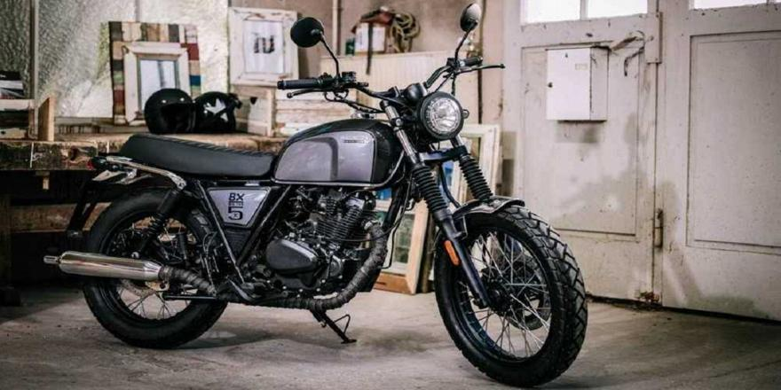 Ηρθαν στην Ελλάδα οι αυστριακές μοτοσικλέτες Brixton