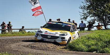 Με πανίσχυρη τριπλέτα η Opel στο ERC Junior