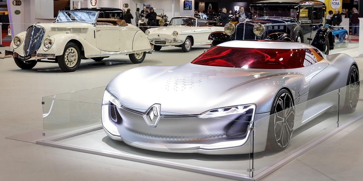 Η σχεδίαση της Renault από την Belle Epoque έως σήμερα (pics)