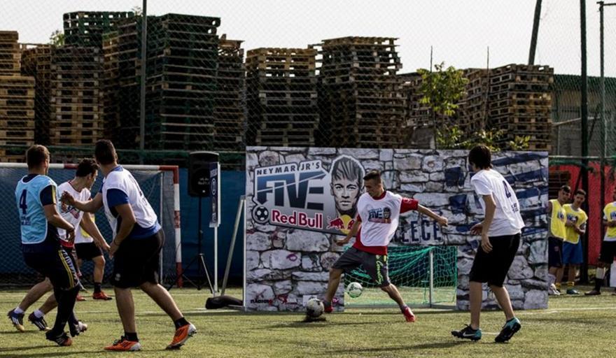 Το παγκόσμιο τουρνουά 5X5 Neymar Jr's Five επιστρέφει στην Ελλάδα!