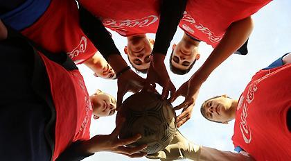 Πάθος στη Βόρεια Ελλάδα για το Coca- Cola Cup