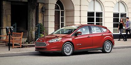 Ηλεκτρικό Ford Focus που φορτίζει όσο... πίνεις καφέ