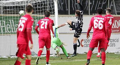 Το πρώτο γκολ του ΠΑΟΚ στην Ξάνθη (video)