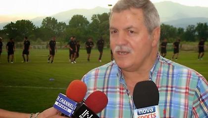 Κατεβαίνει κανονικά ο Πανθρακικός στο επόμενο πρωτάθλημα της Γ' Εθνικής