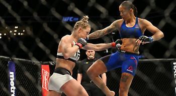 UFC 208: Τις «έφαγε» πάλι η Holm