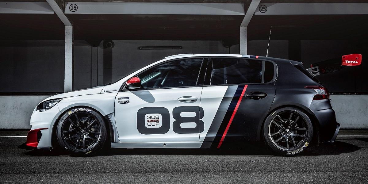 74.900 ευρώ κοστίζει το Peugeot 308 Racing Cup