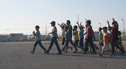 Ο Δήμος Χαϊδαρίου υποδέχεται τα προσφυγόπουλα