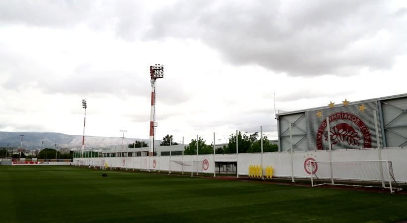 Μπείτε στο προπονητικό κέντρο του Ολυμπιακού στον Ρέντη! (video)