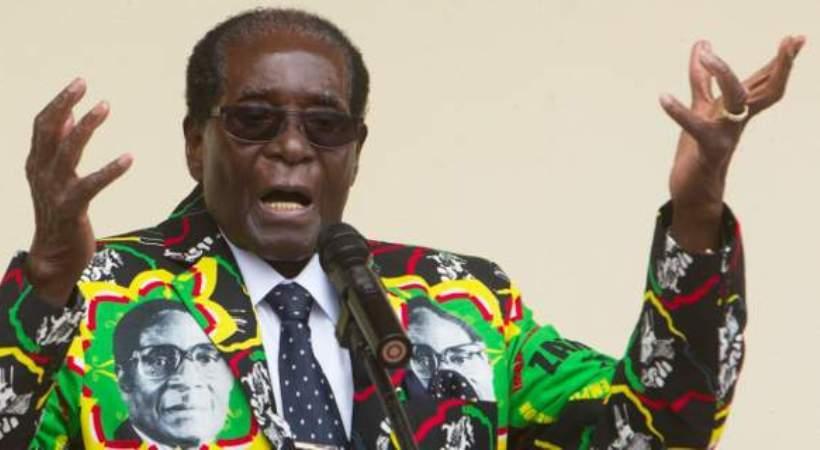 Σύζυγος Προέδρου Ζιμπάμπουε: Θα τον κατεβάσουμε στις εκλογές ακόμη και νεκρό