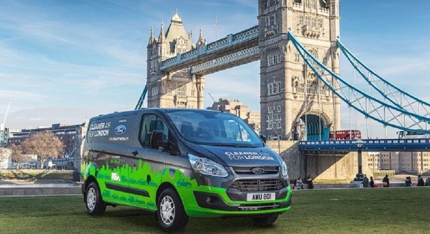 Το Λονδίνο Δοκιμάζει Νέα Plug-in Υβριδικά Van