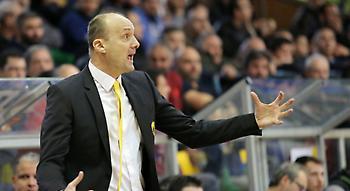 Ζντοβτς: «Δεν πρέπει να δώσουμε ελπίδα στον αντίπαλο»