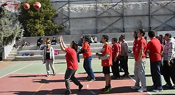 Κοπή πίτας με… δοκιμασίες για το «One Team» του Ολυμπιακού (pics)