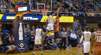 ΑΠΙΣΤΕΥΤΟ κάρφωμα στο NCAA (video)