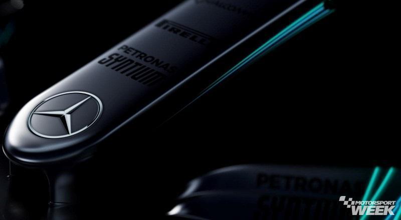 To teaser για τη νέα Mercedes (pics)