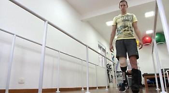 Ο επιζών τερματοφύλακας της Σαπεκοένσε σκέφτεται ήδη τους Παραολυμπιακούς (video)
