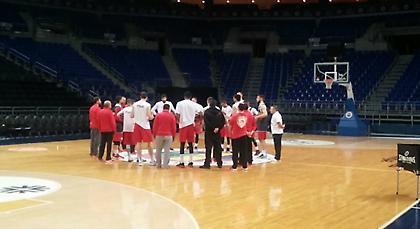 Πάτησε «Ulker Sports Arena» ο Ολυμπιακός