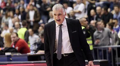 Μαρκόπουλος: «Μπράβο στους παίκτες μου»