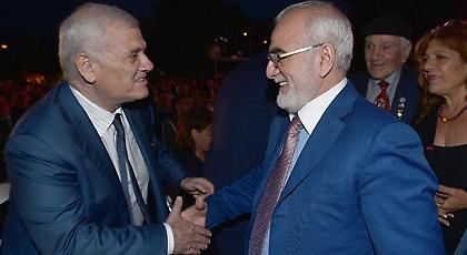 Ενωμένοι για Γραμμένο Ιβάν και Μελισσανίδης, αποσύρεται ο Ελευθεριάδης