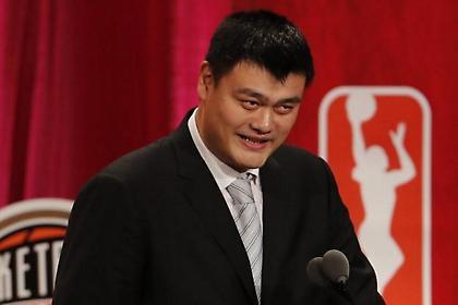 Πρόεδρος στην κινεζική ομοσπονδία μπάσκετ ο Γιάο Μινγκ!